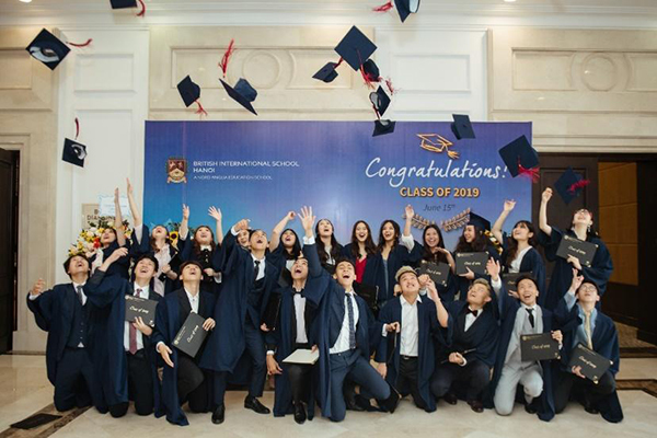 BIS Hanoi's IB students exceed world averages for the second year