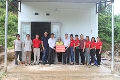 """Bàn giao """"Ngôi nhà mơ ước"""" cho 2 gia đình ở Lai Châu"""