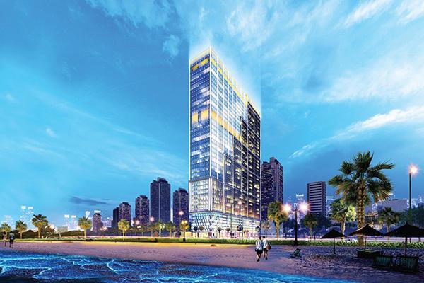 khach san Premier Sky Residences