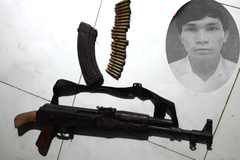 Nghi phạm dùng súng AK bắn người tình bị bắt trong nhà nghỉ ở Đà Nẵng