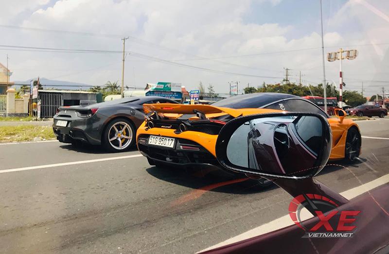 Car Passion,Cường đô la,đại gia Vũng Tàu,siêu xe offline,siêu xe sài thành