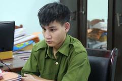 Thanh niên mặc quân phục lẻn vào trụ sở Công an TP Đà Nẵng trộm cắp
