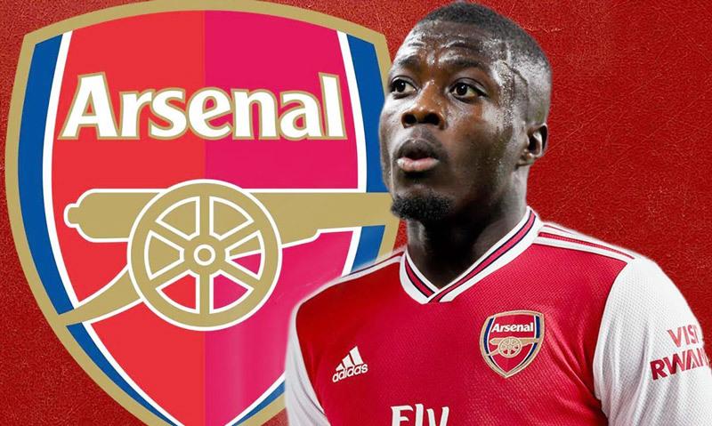 Arsenal gây choáng trả 72 triệu bảng mua Pepe