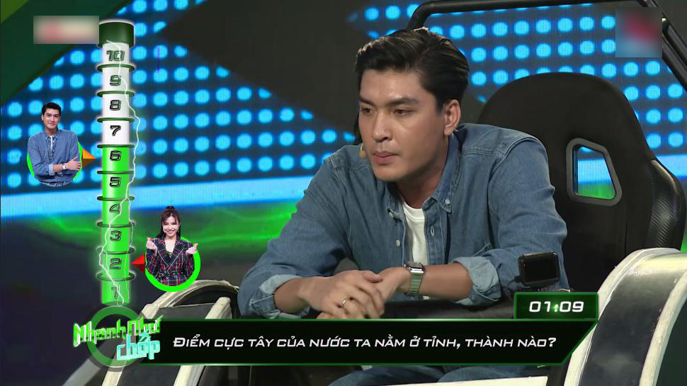 Trường Giang,Nhanh như chớp,Hari Won,Quang Đại