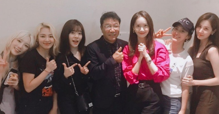 Sao Hàn,Black Pink,Jennie,TWICE,Tzuyu,Yoona,SM,Cha Tae Hyun