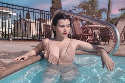 3 'bông hồng lai' khoe vóc dáng cân đối, gợi cảm khi diện bikini