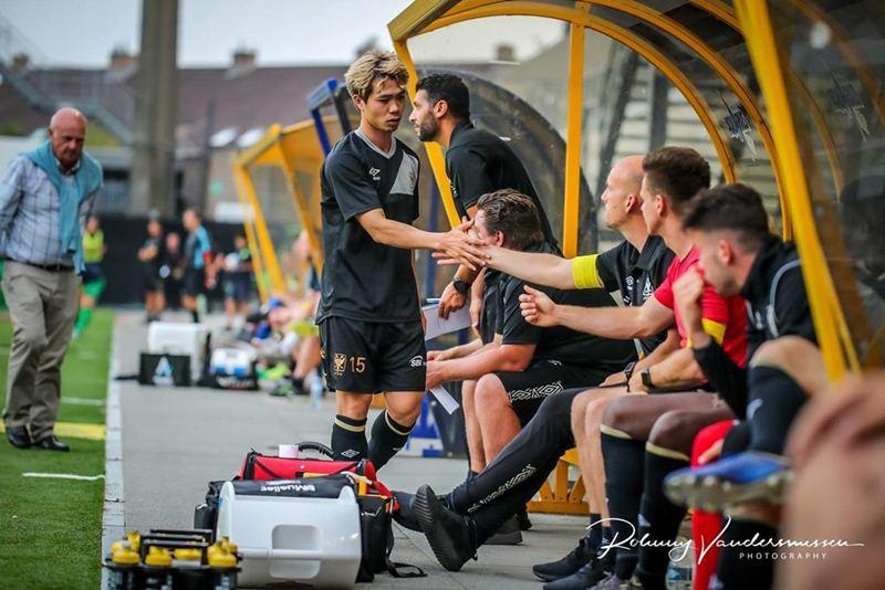 Công Phượng dự bị, Sint Truidense thua trận ra quân mùa giải mới