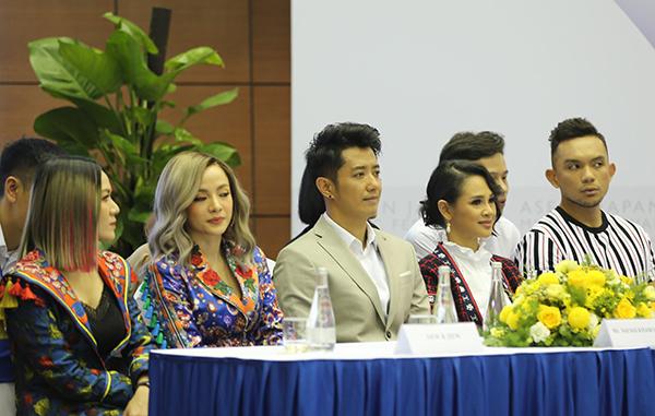 Nhiều sao châu Á dự Đại nhạc hội Asean - Nhật Bản 2019
