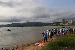 Tắm sông cùng bố ở Quảng Ninh, bé trai 12 tuổi chết đuối