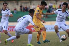 Lịch thi đấu vòng 18 V-League: HAGL làm khách ở xứ Thanh