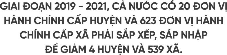 sáp nhập huyện xã,sáp nhập,Bộ Nội vụ,Lê Vĩnh Tân,tinh gọn bộ máy