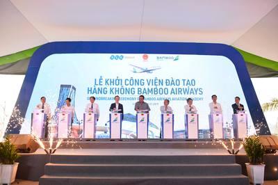 Việt Nam xây dựng viện đào tạo phi công, tiếp viên hàng không