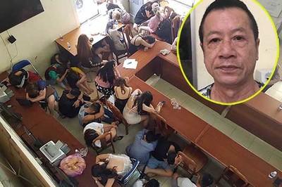 Khởi tố, bắt giam chủ vũ trường ăn chơi nổi tiếng ở Sài Gòn