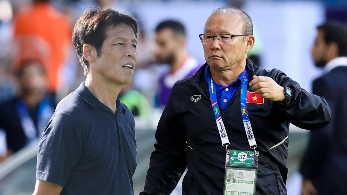 Tân HLV Thái Lan học thầy Park để đấu tuyển Việt Nam