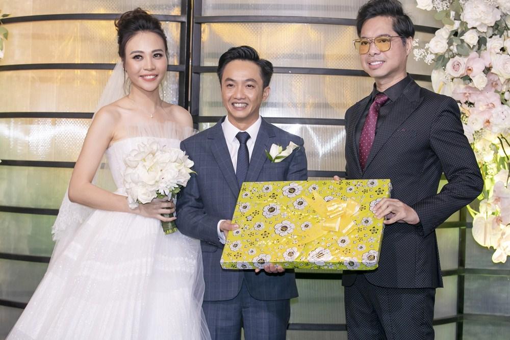 Ngọc Sơn, Kỳ Duyên dự đám cưới Cường Đô La - Đàm Thu Trang