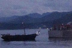 Hàn Quốc bắt tàu nghi của quân đội Triều Tiên 'đi nhầm' lãnh hải