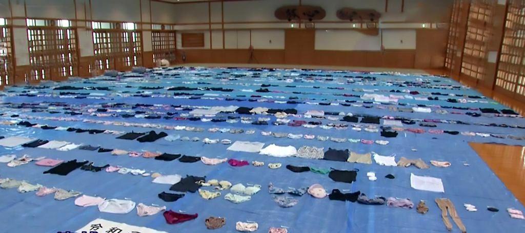 Nhật,bắt trộm,trộm đồ lót,câu chuyện hy hữu