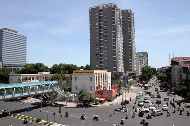 Korean, Japanese firms eye Vietnam's real estate market