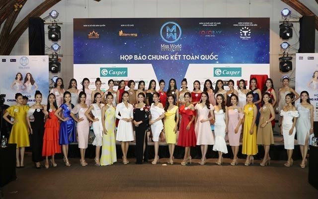 Miss World Vietnam final to be held in Da Nang