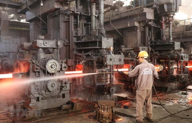 VN steel industry forecast to maintain stable growth