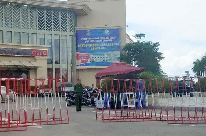 Hơn 380 người Trung Quốc tham gia đường dây đánh bạc ở khu Our City Hải Phòng