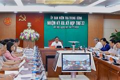 7 Thứ trưởng và nguyên Thứ trưởng dính kỷ luật trong vòng nửa năm