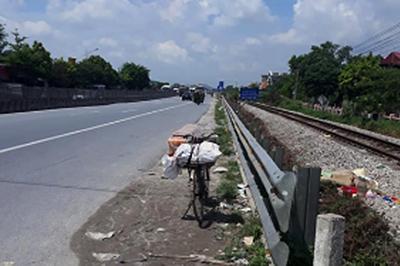 Đi nhặt ve chai, mẹ ca sĩ Châu Việt Cường bị tàu tông tử vong ở Thanh Hóa