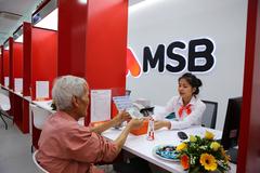 Tổng lợi nhuận trước thuế tăng 192%, MSB chuyển mình mạnh mẽ