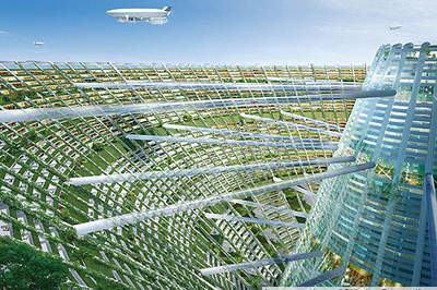 4 ý tưởng xây nhà không cần có đất tại Singapore