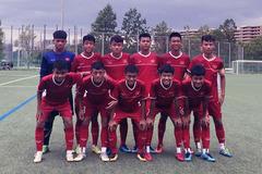 BXH U15 Việt Nam tại giải U15 Đông Nam Á 2019