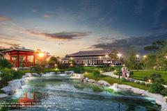 Vườn Nhật lớn nhất Việt Nam sắp ra mắt ở Vinhomes Smart City