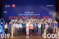 VN students to compete in Samsung Collegiate Programming Cup final