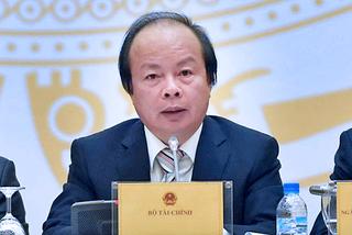 Thứ trưởng Tài chính Huỳnh Quang Hải bị Thủ tướng kỷ luật cảnh cáo