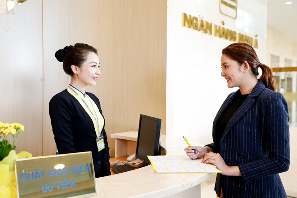 Nam A Bank báo lãi 442 tỷ đồng trong 6 tháng đầu năm 2019