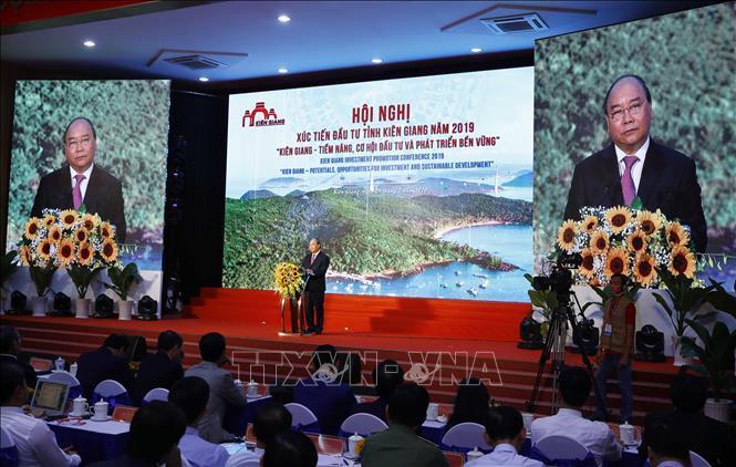 Thủ tướng Nguyễn Xuân Phúc,Nguyễn Xuân Phúc,Phú Quốc,Kiên Giang