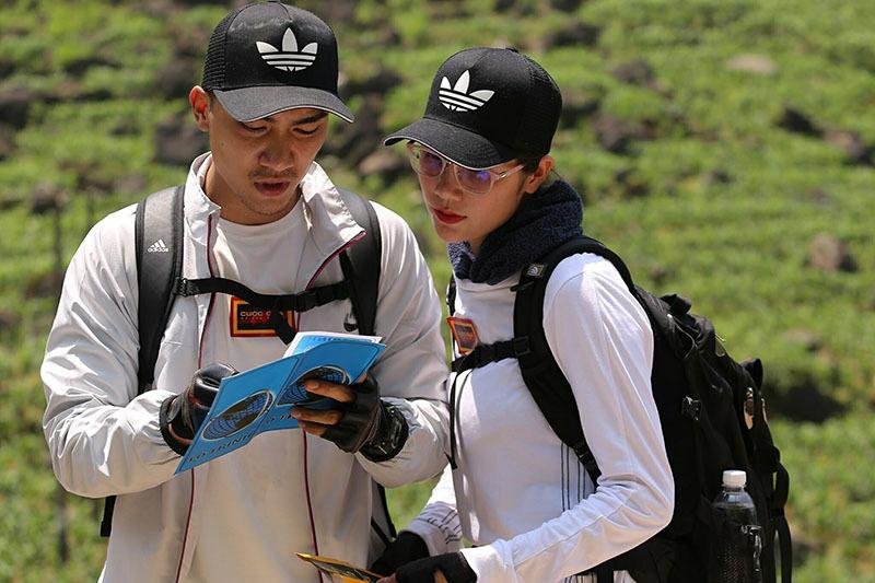Hoàng Hạnh nói về việc bị tố 'chơi bẩn' và thi Cuộc đua kỳ thú bằng tiền đại gia