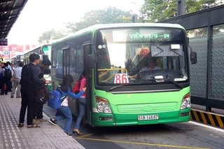 HCM City to set up bus-only lanes this year