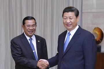 Campuchia chi thêm gần nghìn tỷ mua vũ khí Trung Quốc