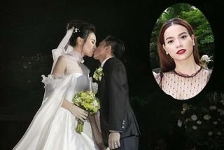 Hồ Ngọc Hà phản ứng ra sao trong ngày cưới của Cường Đô La và Đàm Thu Trang?