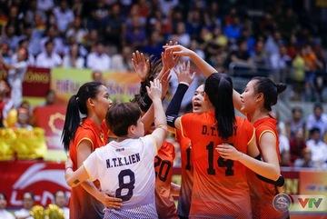 Lịch trực tiếp Giải bóng chuyền nữ Quốc tế VTV Cup 2019