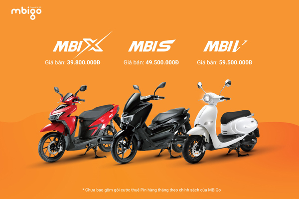 MBI và DKBike tham vọng cách mạng hóa thị trường xe điện