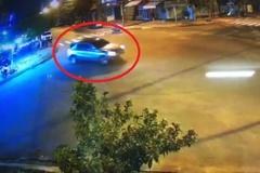 Tài xế lái Mercedes 'làm xiếc' tông vào quán nhậu rồi bỏ chạy ở Đà Nẵng