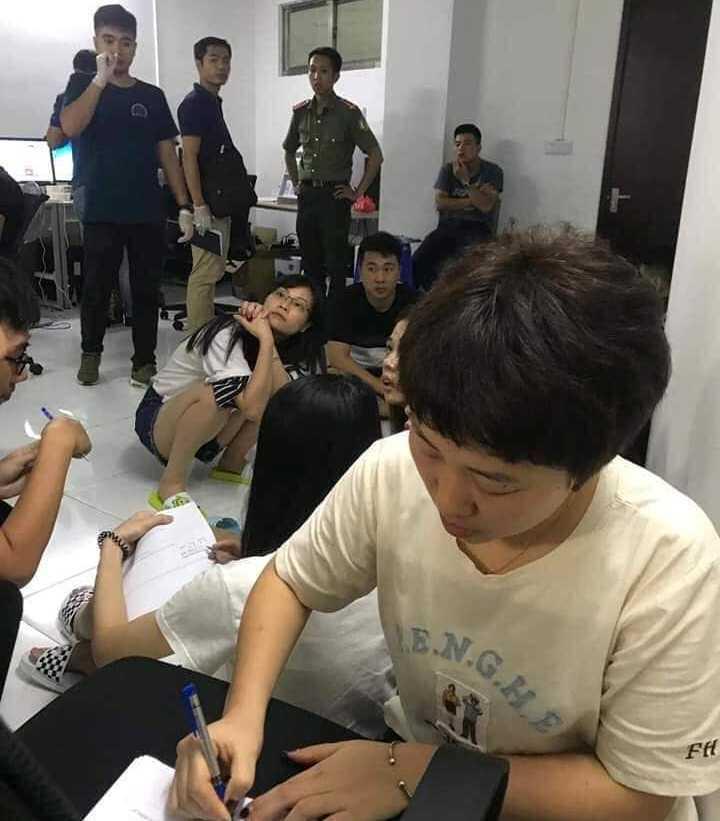 Trao trả gần 400 người vận hành trung tâm cờ bạc ở Hải Phòng cho Trung Quốc