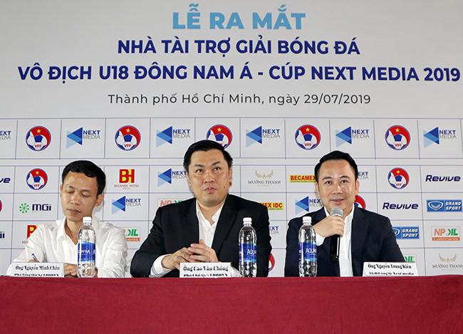 Giải U18 ĐNÁ,giải U18,tuyển U18 Việt Nam