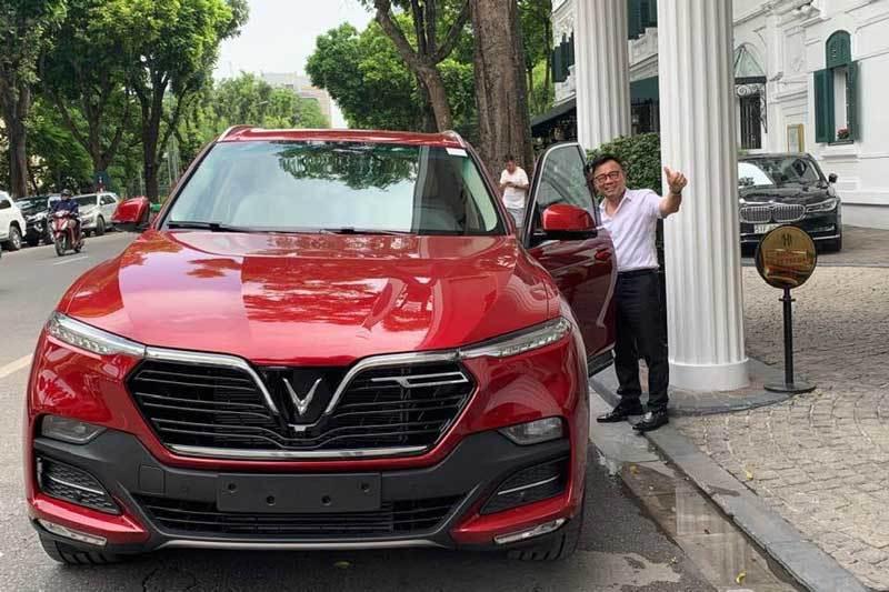 10 ngày gần 800 triệu USD, tỷ phú Phạm Nhật Vượng thêm ô tô mới