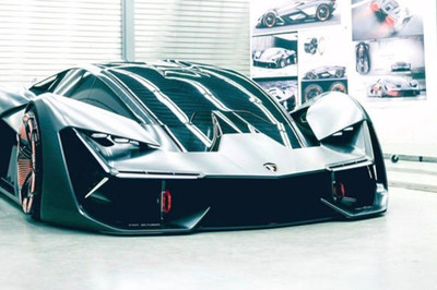 Lamborghini sắp ra mắt siêu xe cực mạnh và siêu đắt