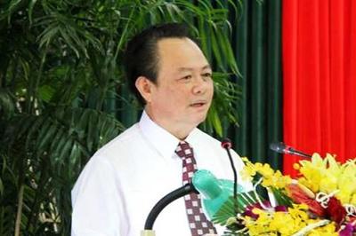 Đà Nẵng đề nghị đình chỉ sinh hoạt Đảng với cựu giám đốc Sở TN-MT