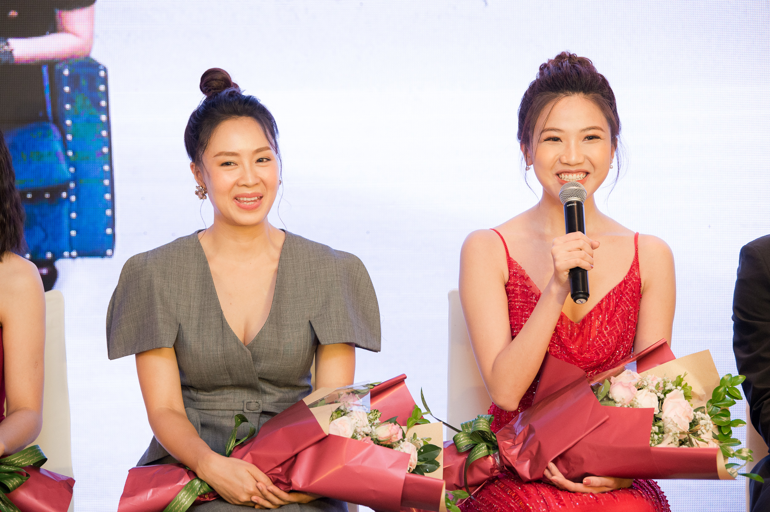 Lương Thanh,Hoa hồng trên ngực trái