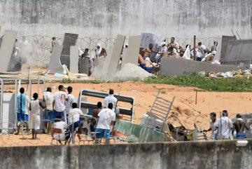 Băng đảng hỗn chiến tại nhà tù Brazil, hàng chục người bị chặt đầu
