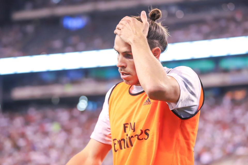 Gareth Bale,Real Madrid,Zidane